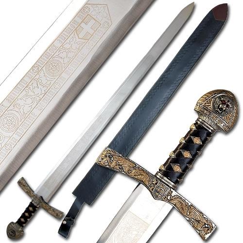 E204 Löwenkopf Schwert