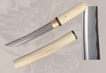 T011 Damast Tanto Messer
